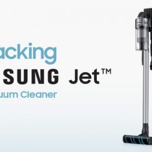 Stick Vacuum Cleaner [Infographic] Samsung Jet™ – A Hygienic Solution for Your Home