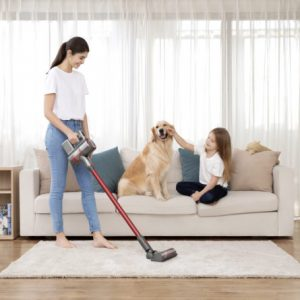 Stick Vacuum Cleaner Roborock's intelligent vacuum solutions have evolved to bring their cordless power right to your hand (Sponsored)