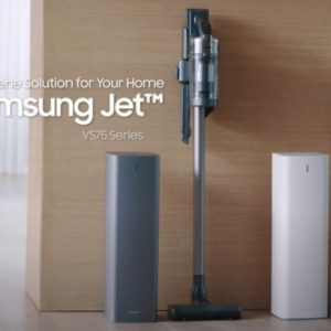 Stick Vacuum Cleaner Powerful, Clean and Hygienic: An In-Depth Look at the Samsung Jet™ Vacuum Cleaner