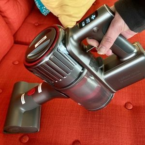 Stick Vacuum Cleaner Review: Roborock's H6 stick vacuum is a robot's best friend