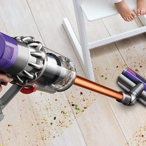 Stick Vacuum Cleaner Dyson's Cyclone V10 Absolute Vac + $75 bonus tool kit for $400 (Reg. $550+)