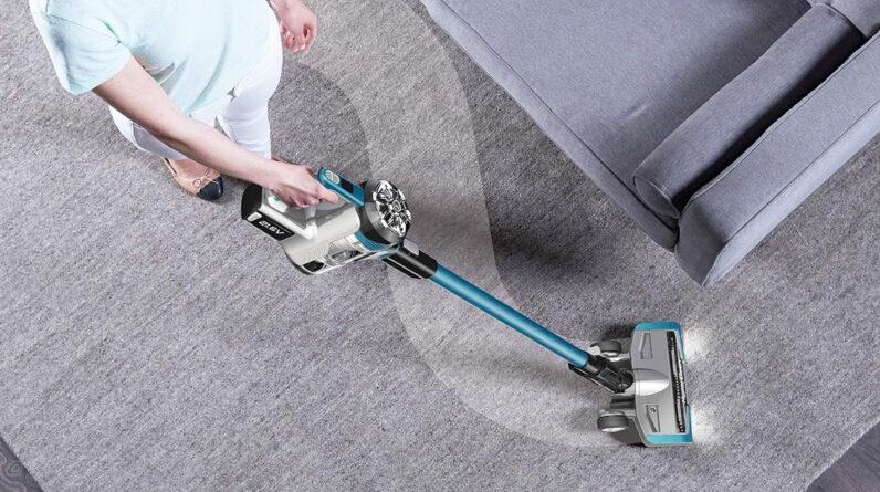 Stick Vacuum Cleaner Eureka Cordless Vacuum Cleaner Just $162.99 Shipped on Amazon (Regularly $290)