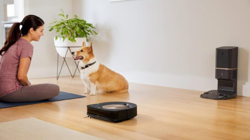 Stick Vacuum Cleaner These robots will do your housework