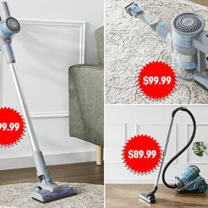 Stick Vacuum Cleaner Aldi Australia to sell $99.99 stick vacuum that's set to rival high-end brands costing hundreds