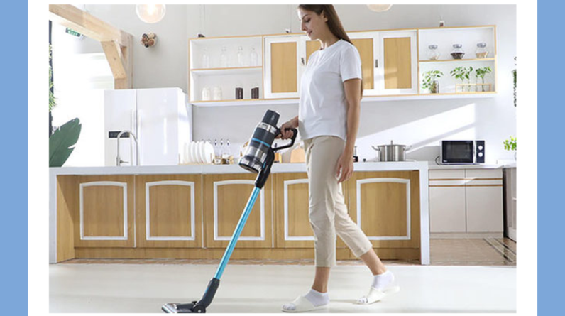 Stick Vacuum Cleaner This Amazon-favorite vacuum cleaner that rivals Dyson is on sale for over 40% off