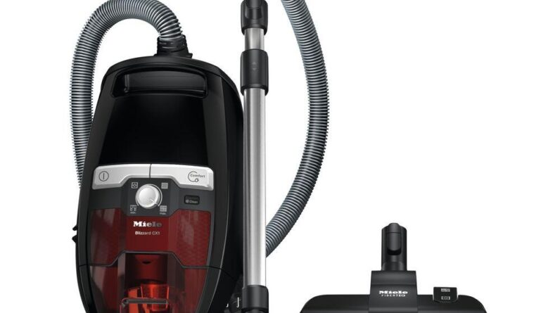 Stick Vacuum Cleaner 102° – Miele Blizzard CX1 Pure Power Obsidian black £199.00 @ Miele UK Abingdon Outlet
