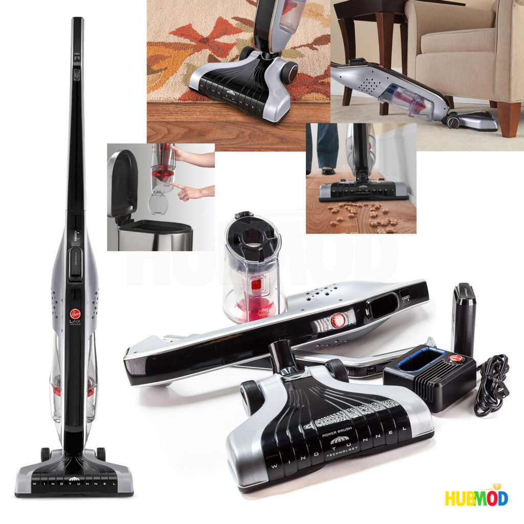 Hoover Linx Cordless Stick Vacuum Cleaner BH50010 Review 2021